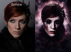 Before After 54 by FP-Digital-Art