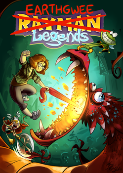 Video Game: Starring You - EarthGwee Legends by EarthGwee