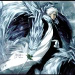 Hitsugaya wallpaper by Nerokiki