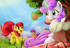 Picnic Time! by Grennadder