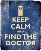 Find the Doctor by SeleneNightingsle