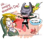 ... happy valentines day? by BettyKwong
