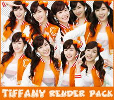 Tiffany (SNSD) | Render Pack 1 by AnnaByun