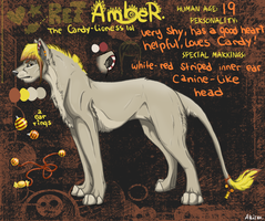 Amber Ref. by Akiroo
