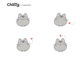 Chatty #05 by Daieny