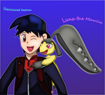 POKEMON: A Trainer and his Pokemon... by playingames6