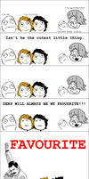 FAVOURITE by SILLYLITTLECOMICS