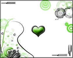 Green Love by oDanYo