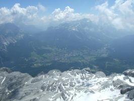 on the top of the Dolomites by Boolpropenacheats