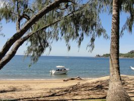 Magnetic Island by CuriouserX10