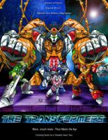 Transformers The Movie by ninjaink