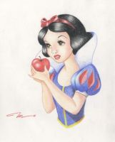 Snow White by Rainbubbles1011