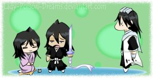 Bleach: Kuchiki's Family by Lady-Poison-Dreams