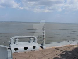 USS Alabama Deck by CelticStrm-Stock (47) by CelticStrm-Stock
