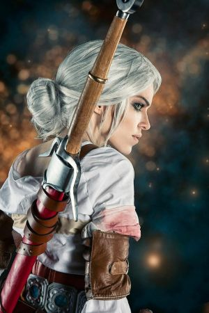 Ciri - The End - Witcher 3 by TophWei
