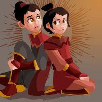 Fire babies by eas123