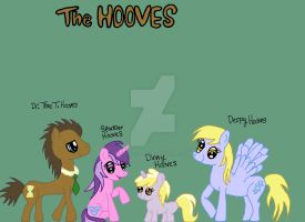The Hooves by extragoto10line