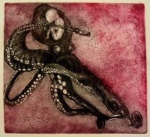 octopus by satorihime