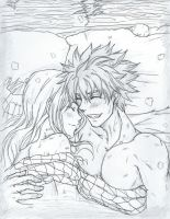 Fairy Tail NALU       A Dragon's Restraint by Inubaki
