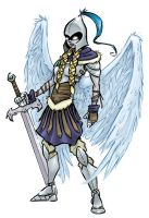 Angel Warrior 2 by andrewchandler80