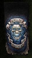 Undead Banner by Wideen