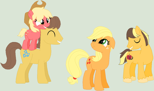 My Headcanon Future: Applejack by Lost-Our-Dreams