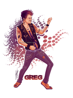 Punk!lock - Greg by RedPassion