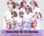 Render Pack #10 Oh Hayoung by Bellacrix