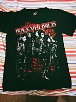 My Black Veil Brides Shirt! by FabArtistic