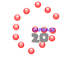 Garbage 20 front cover by AdrenalineRush1996