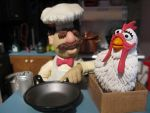 Muppets - Eggs du Chef by McMuth