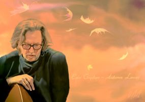 Eric Clapton - Autumn Leaves by ChrisRedfield777