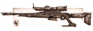 Sniper Rifle by berL