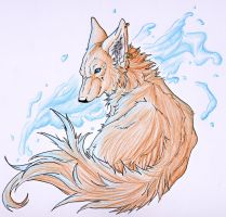 First Element : Water by WhiteSpiritWolf