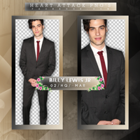 +Photopack png de Billy Lewis Jr. by MarEditions1