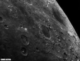 Endymion Crater  by ChrisAstro102