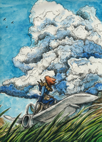 Nausicaa by raintalker