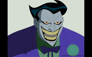 BTAS - The Joker by KometaPhenomenon