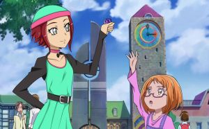 SuitePreCure Oc: Being Tall is AWESOME by Agrivex