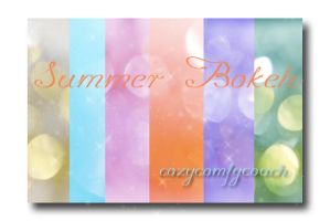 Summer Bokeh by CozyComfyCouch