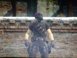 MGO Pro xD by Squall-Darkheart
