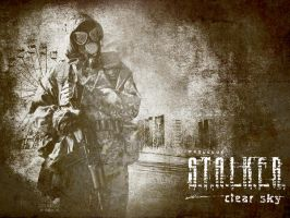 ClearSky Stalker by steamw