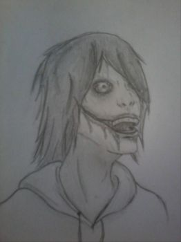 Jeff the Killer by Linoge13