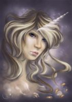Lady Amalthea by SilasAleks