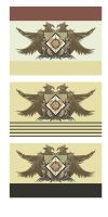 Insect Charter- Sun Empire Flag Variants ideas by BoxofLizards