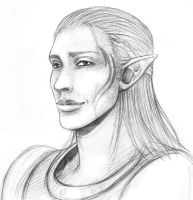 Zevran Arainai by HeavenlyInc