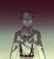 Scary Levi by RagingHue