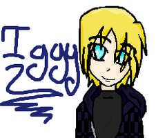 Iggy Maximum Ride Chibi by PuppetsxXxOnxStringz