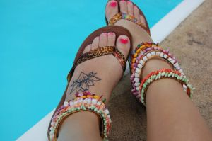 Tattoos and Cute Shoes by ScarletSouth