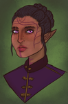 Inquisitor Mila by ymeza31